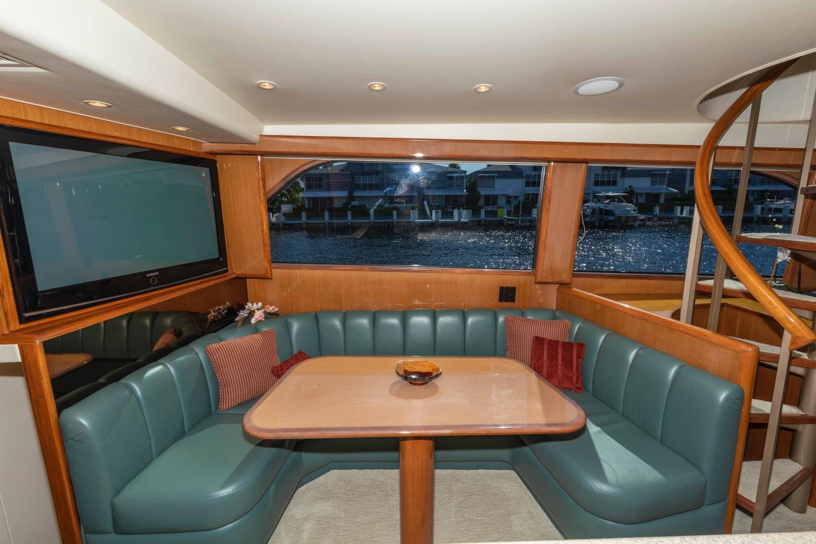 2002 Viking 61' Enclosed Bridge Convertible GOOD TO GO | Picture 1 of 96
