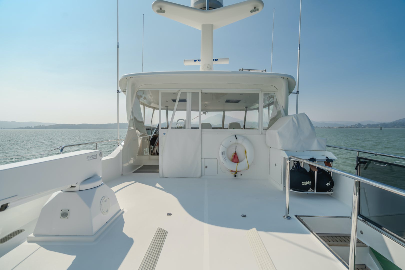 2010 Ocean Alexander 68' Pilothouse BIG SKY | Picture 3 of 59