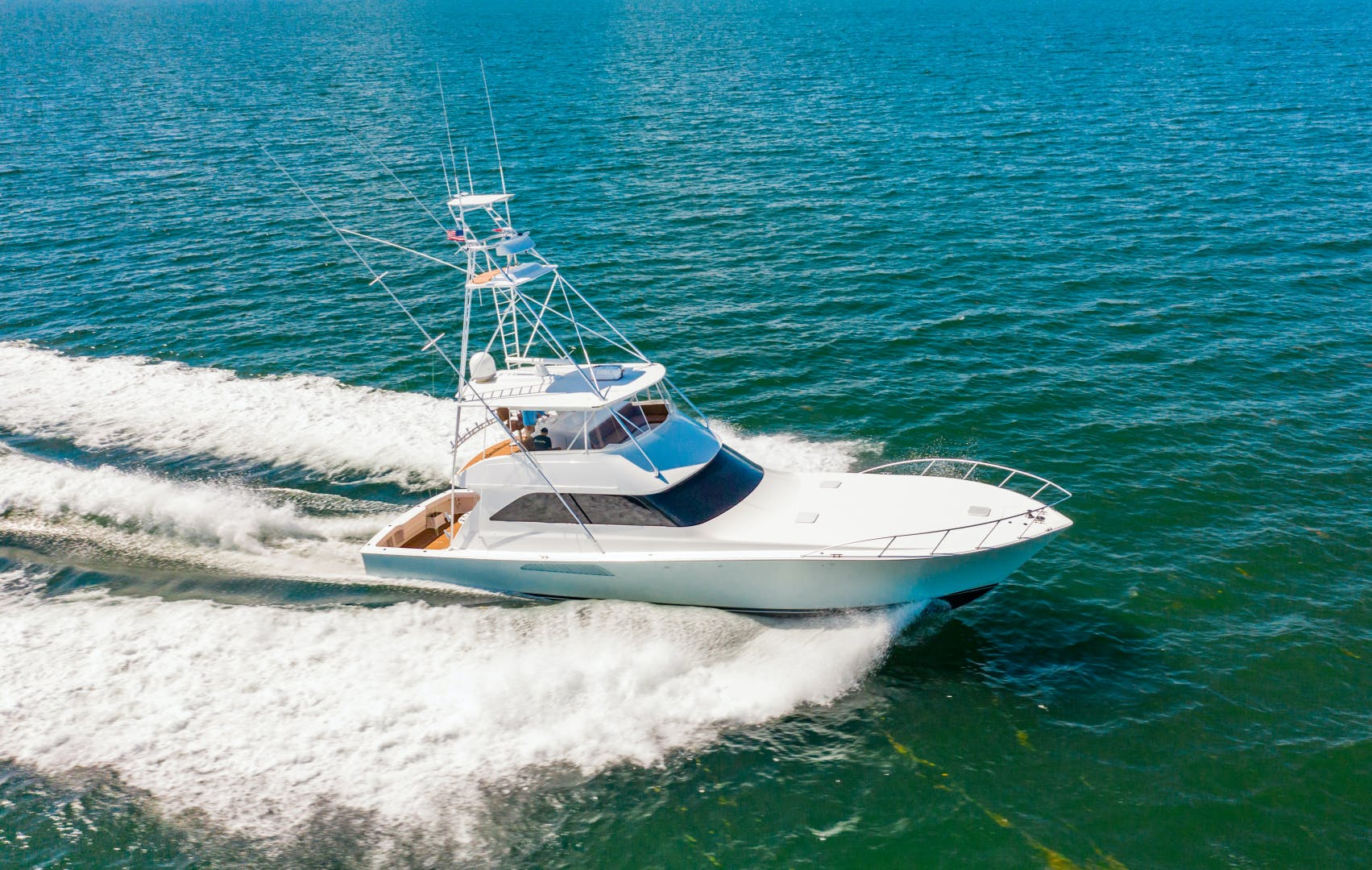 2001 Viking 61' 61 Convertible Mighty Mouse | Picture 2 of 104