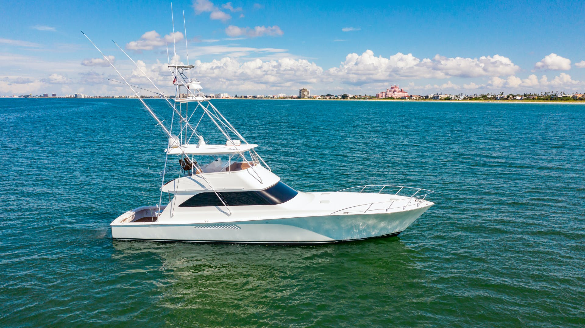 2001 Viking 61' 61 Convertible Mighty Mouse | Picture 6 of 104