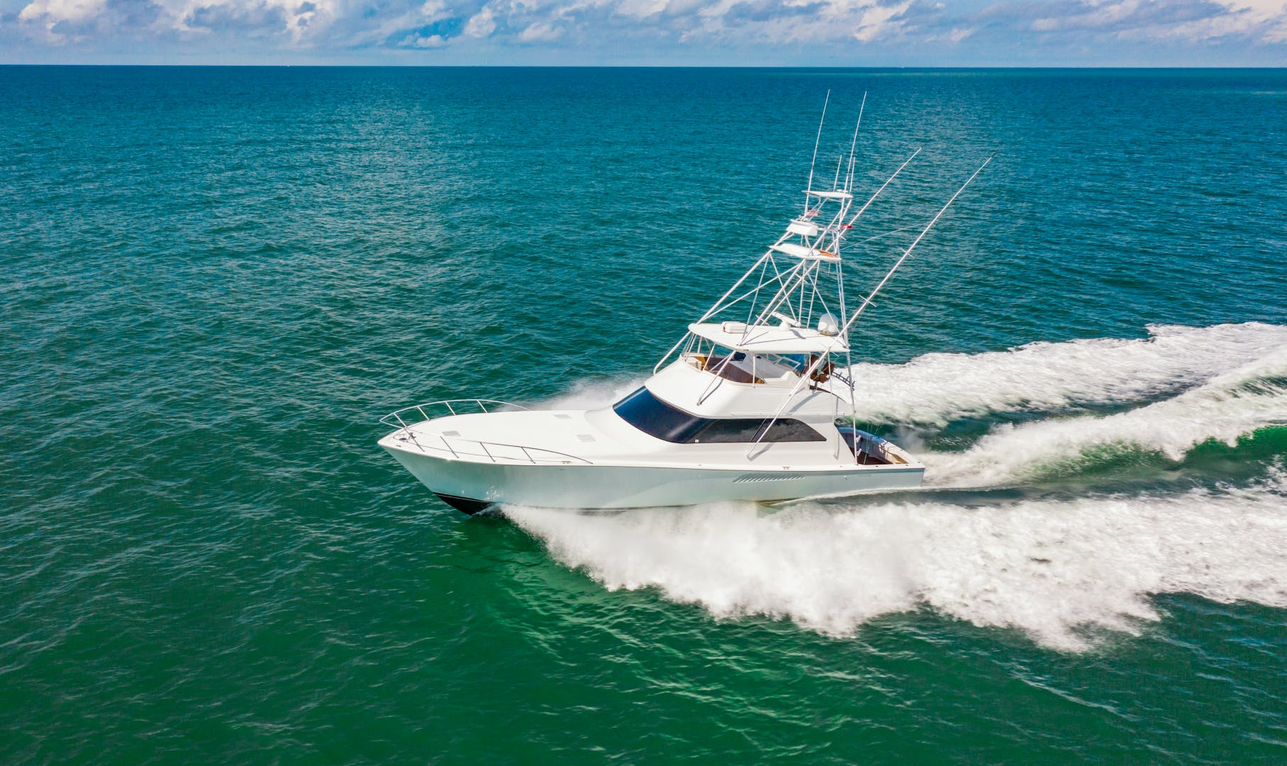 2001 Viking 61' 61 Convertible Mighty Mouse | Picture 8 of 104