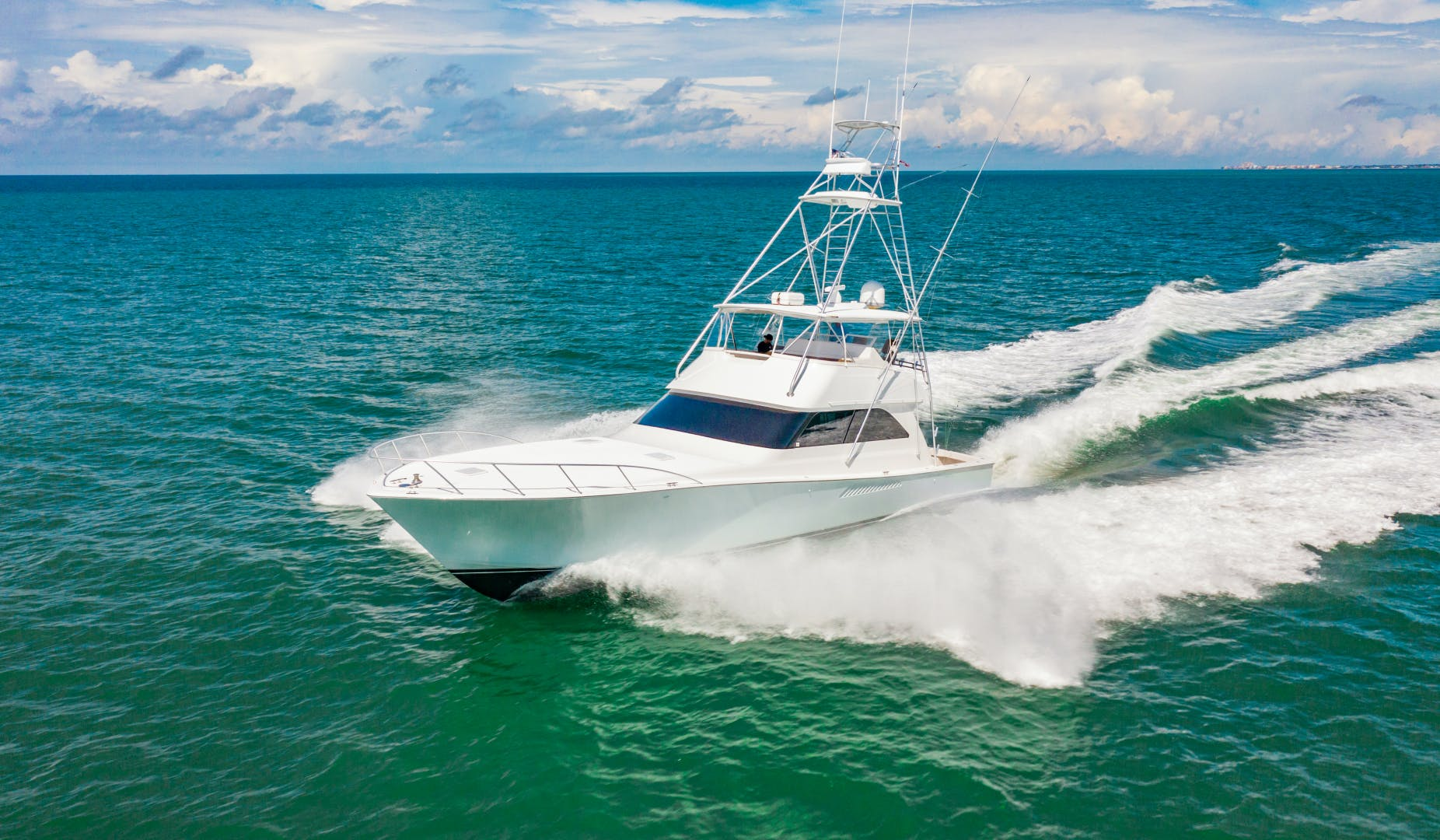 2001 Viking 61' 61 Convertible Mighty Mouse | Picture 5 of 104