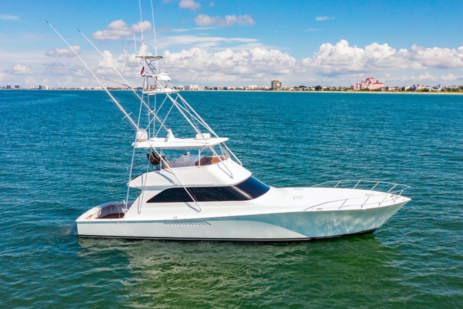 2001 Viking 61' 61 Convertible Mighty Mouse | Picture 1 of 104
