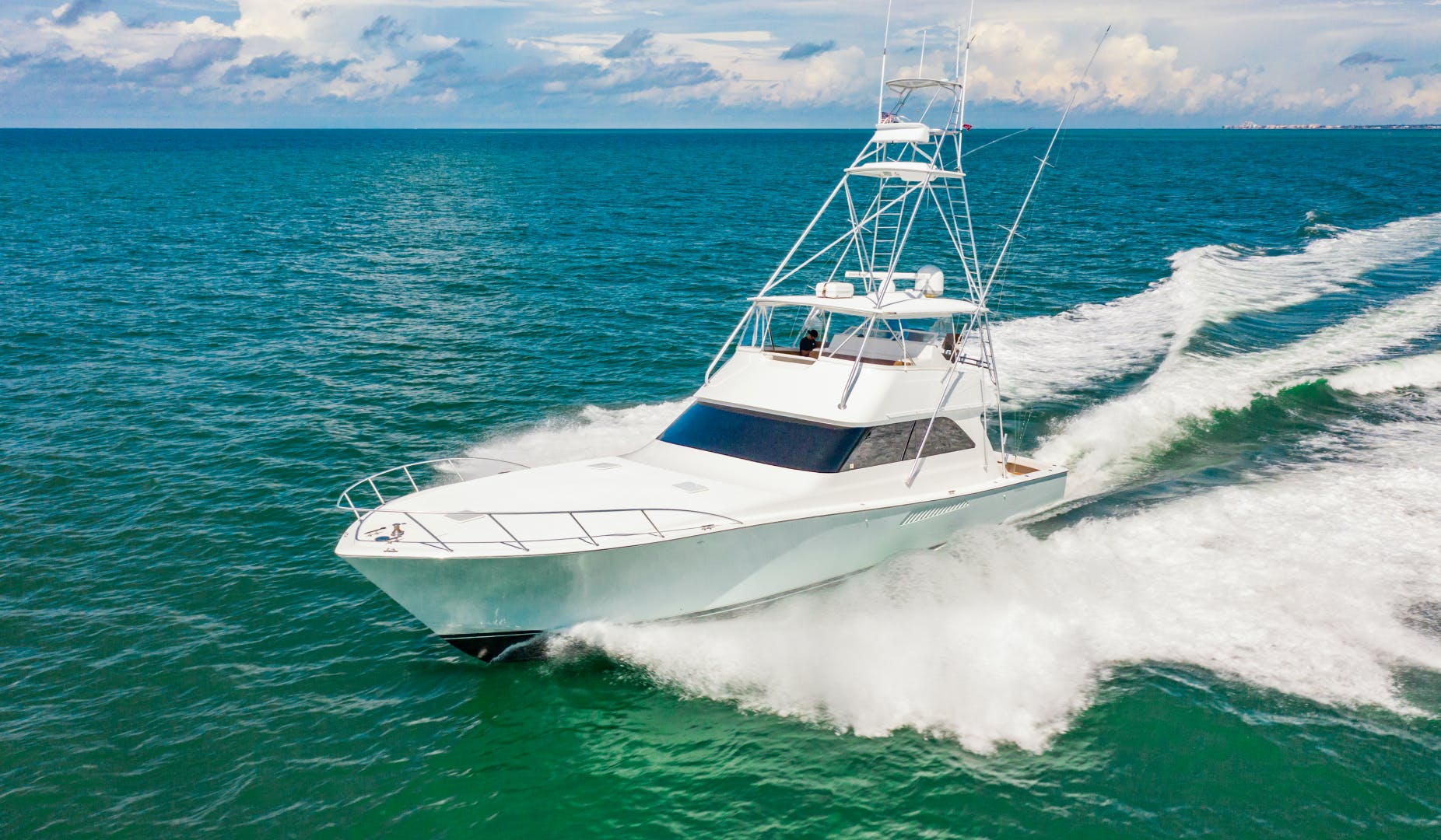 2001 Viking 61' 61 Convertible Mighty Mouse | Picture 3 of 104