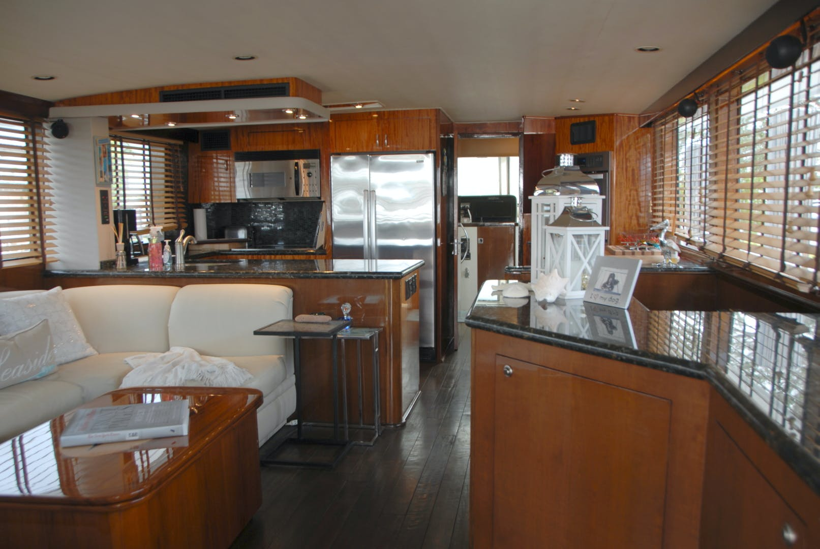 1992 Hatteras 67' Extended Deckhouse Loafers Paradise | Picture 5 of 38