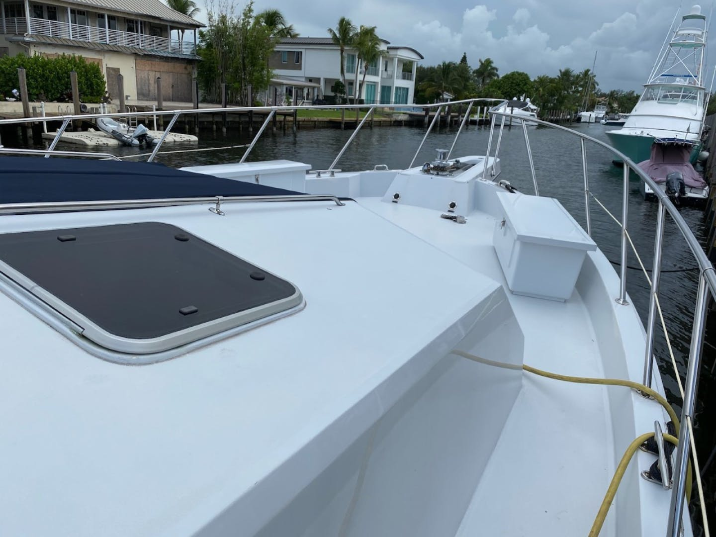 1992 Hatteras 67' Extended Deckhouse Loafers Paradise | Picture 1 of 38