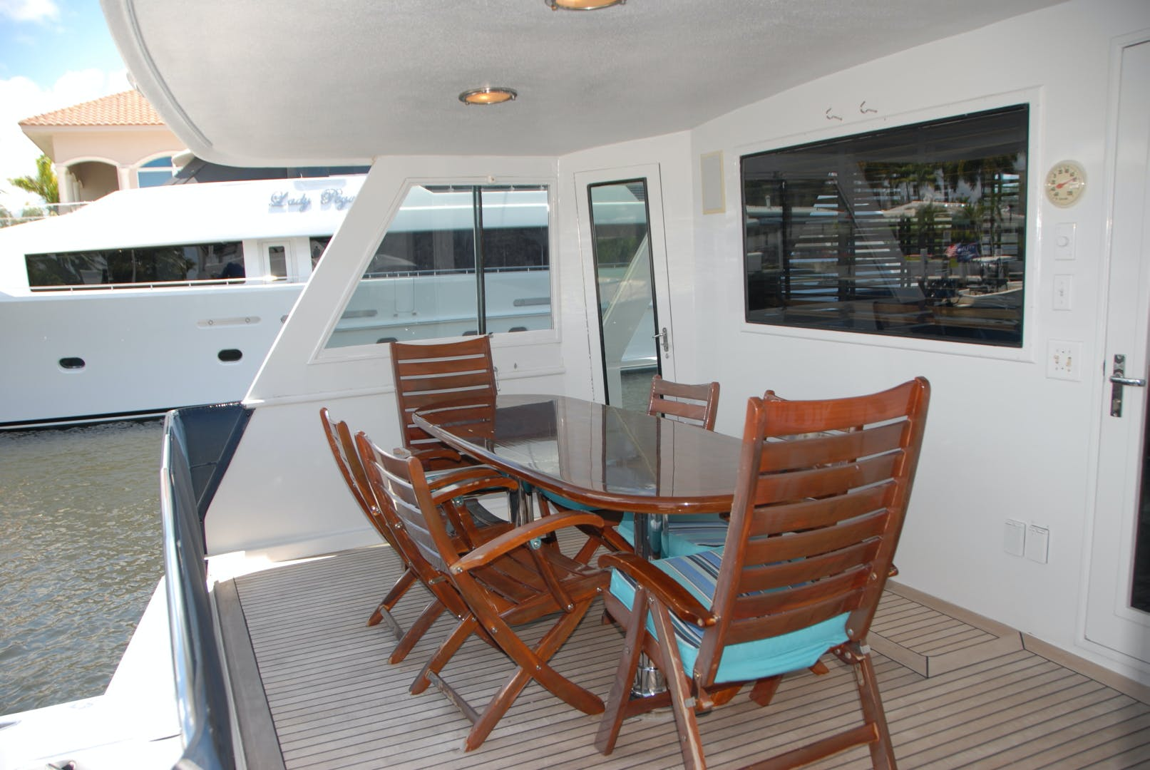 1992 Hatteras 67' Extended Deckhouse Loafers Paradise | Picture 4 of 38