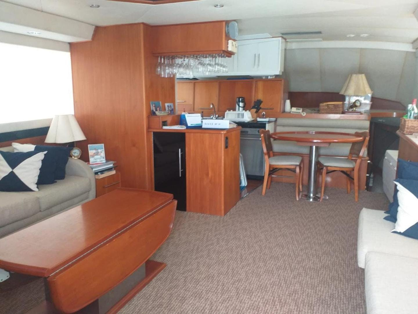 1998 Ocean Yachts 63' Sport Fish PATHFINDER 2 | Picture 5 of 24