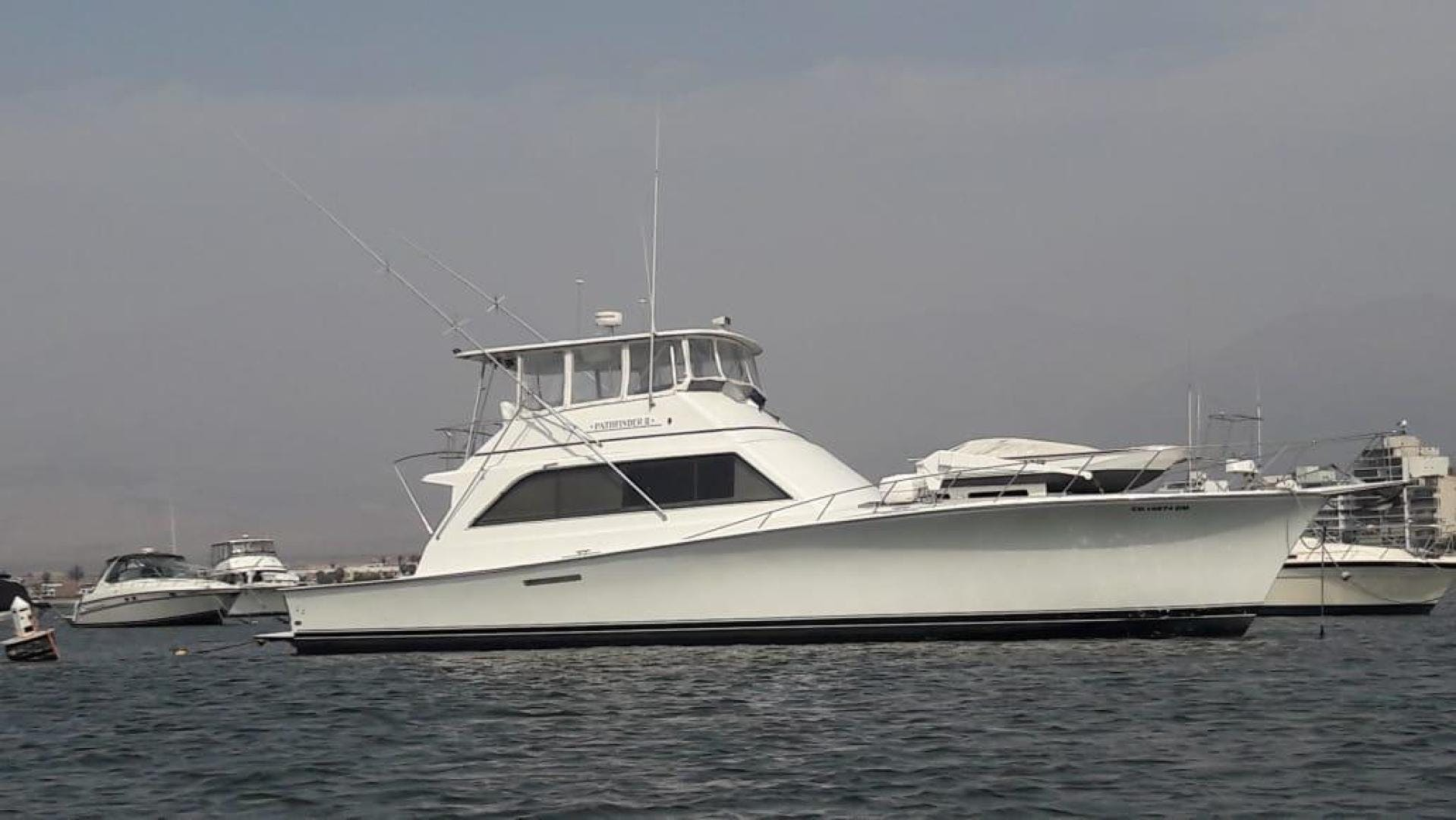 1998 Ocean Yachts 63' Sport Fish PATHFINDER 2 | Picture 1 of 24