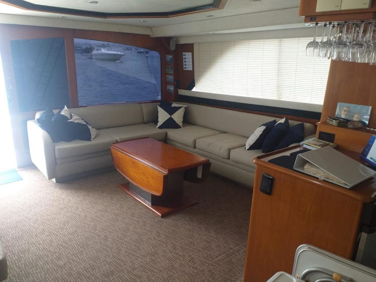1998 Ocean Yachts 63' Sport Fish PATHFINDER 2 | Picture 6 of 24