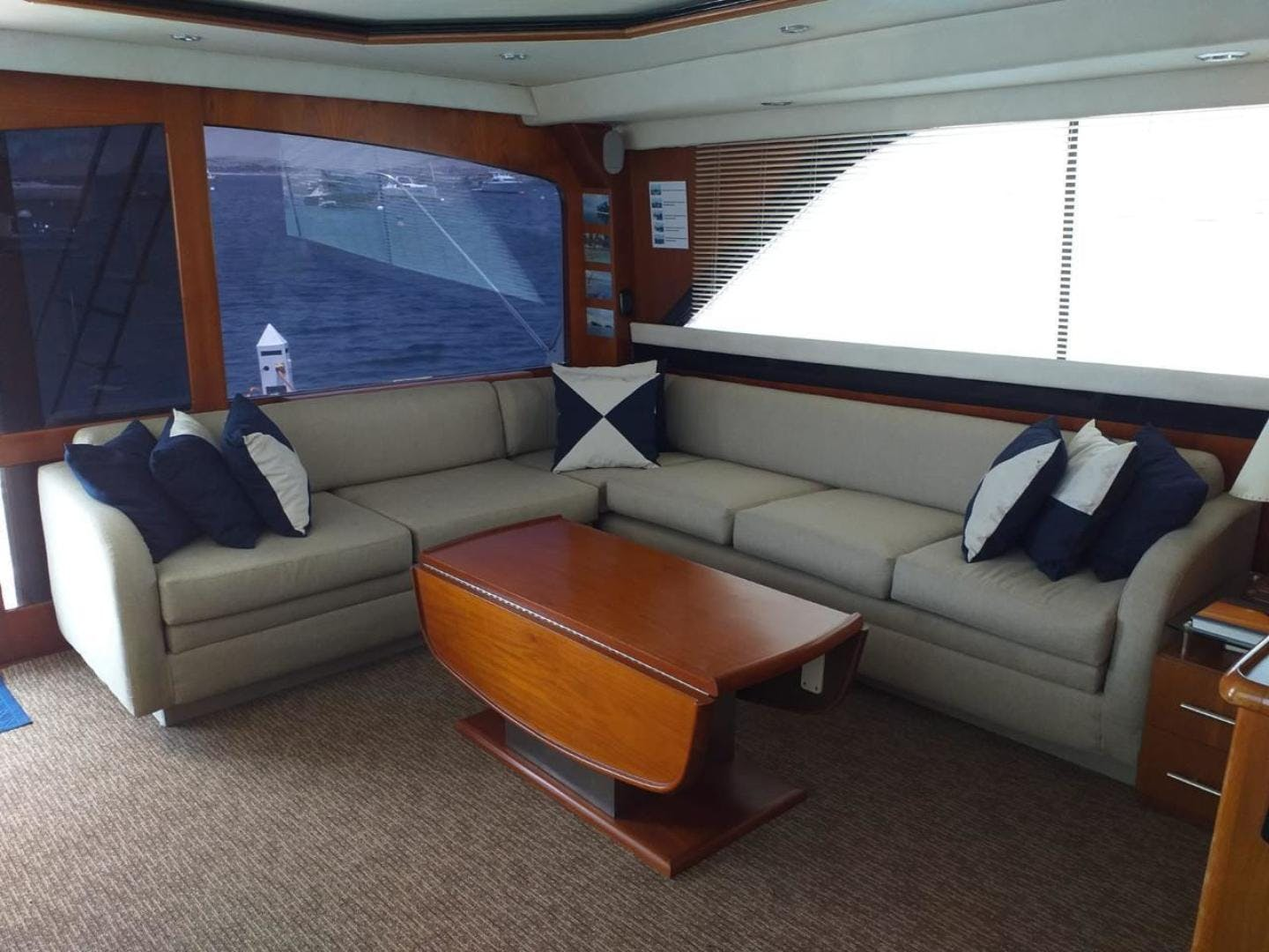 1998 Ocean Yachts 63' Sport Fish PATHFINDER 2 | Picture 4 of 24