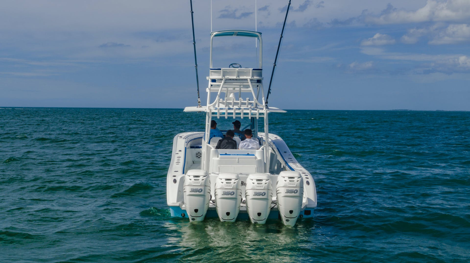 2019 Yellowfin 42' 42 Offshore The Rodfather | Picture 4 of 62