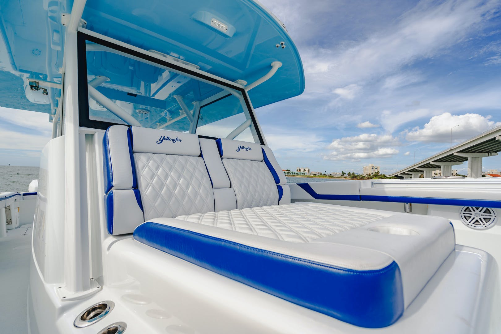 2019 Yellowfin 42' 42 Offshore The Rodfather | Picture 5 of 62