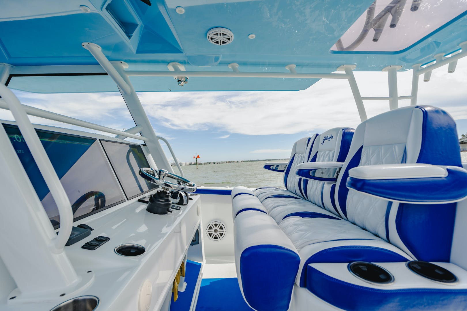 2019 Yellowfin 42' 42 Offshore The Rodfather | Picture 7 of 62
