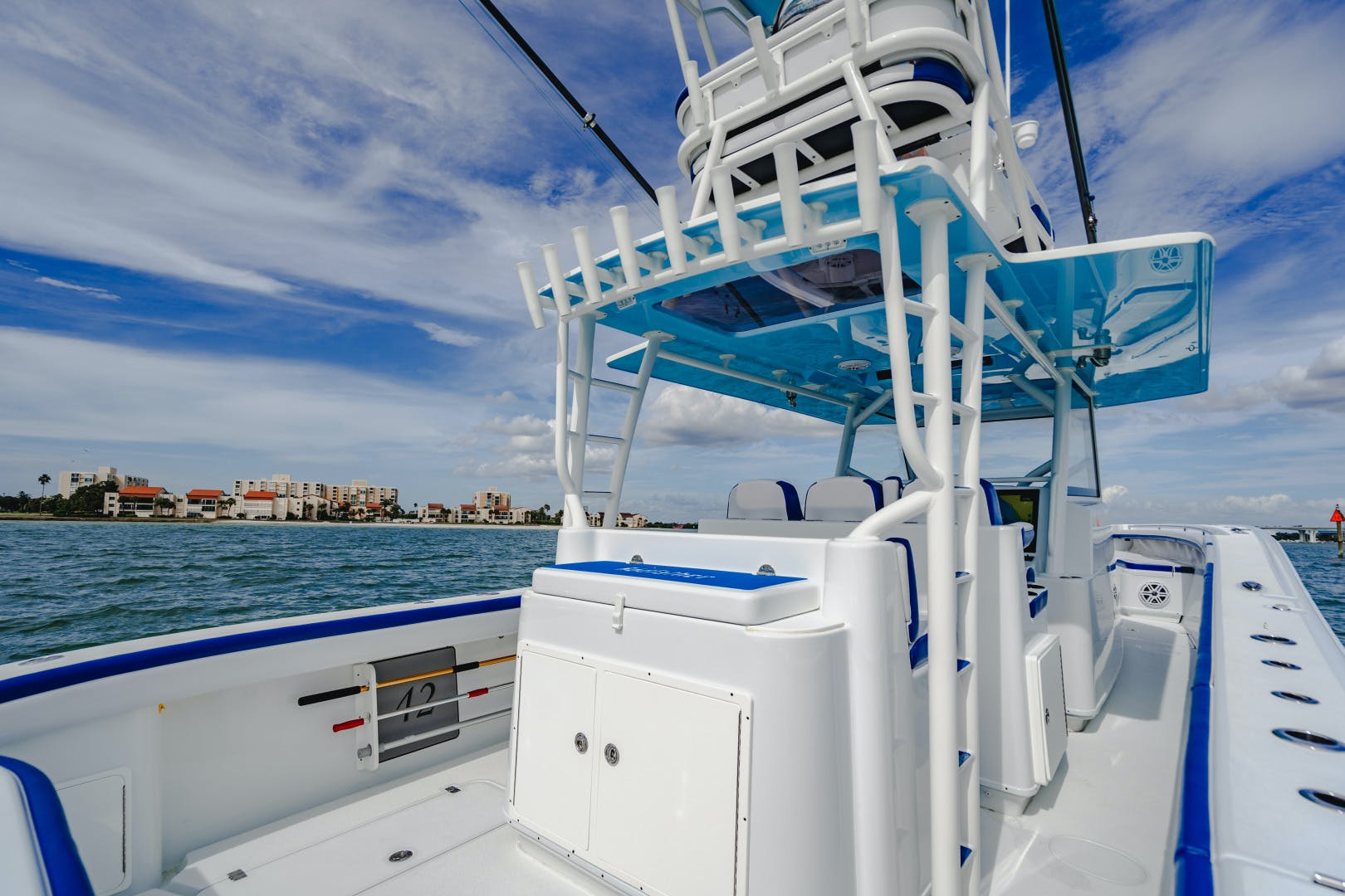 2019 Yellowfin 42' 42 Offshore The Rodfather | Picture 6 of 62