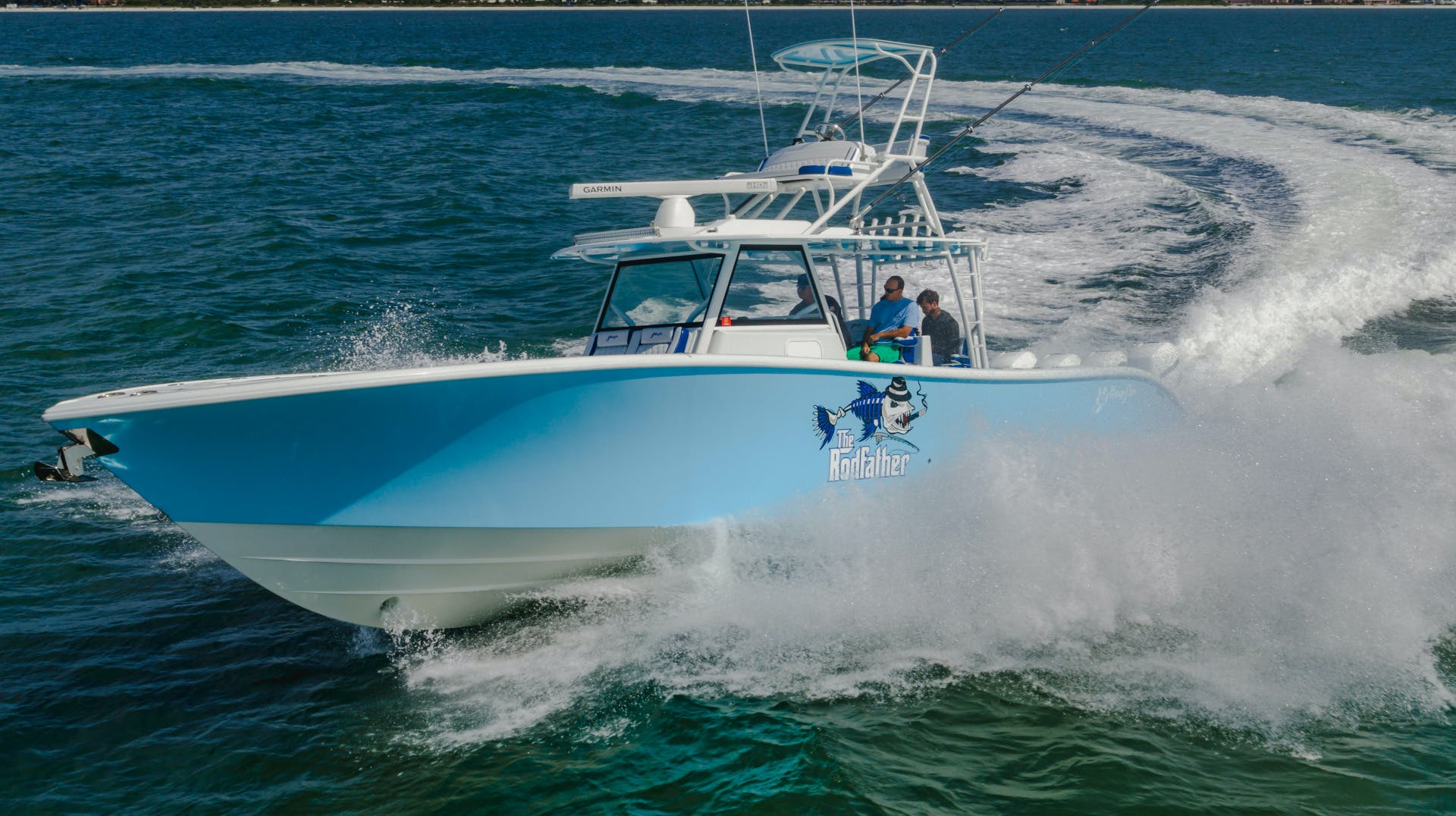 2019 Yellowfin 42' 42 Offshore The Rodfather | Picture 1 of 62