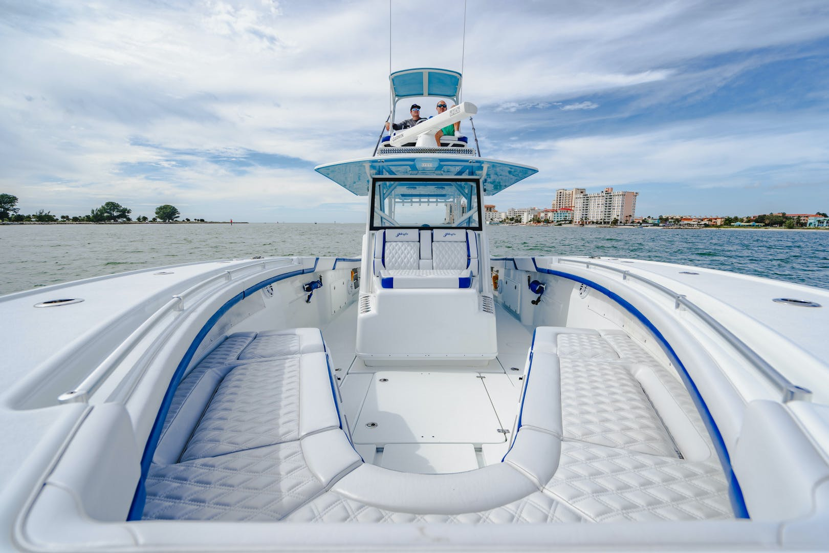 2019 Yellowfin 42' 42 Offshore The Rodfather | Picture 3 of 62