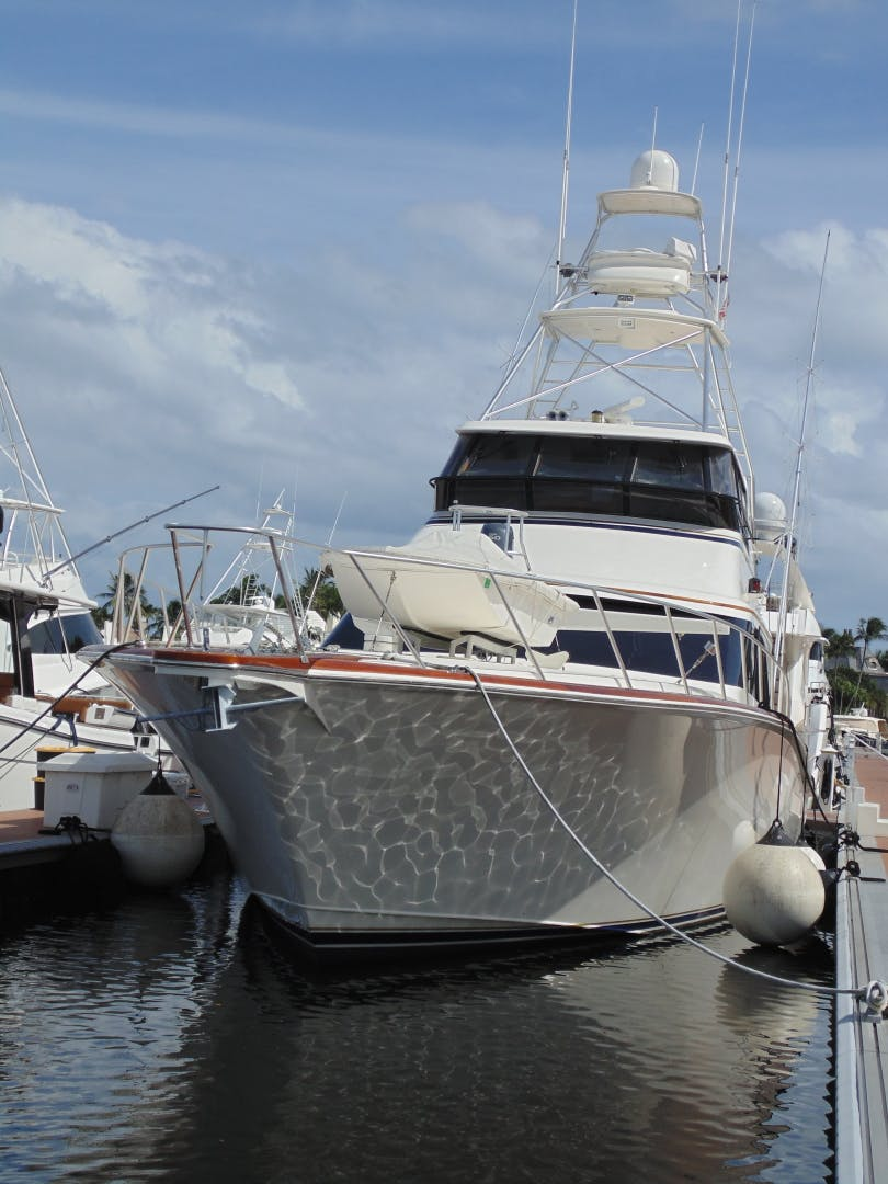 1993 Trinity Yachts 72' Sportfish CLEAN SWEEP | Picture 5 of 29