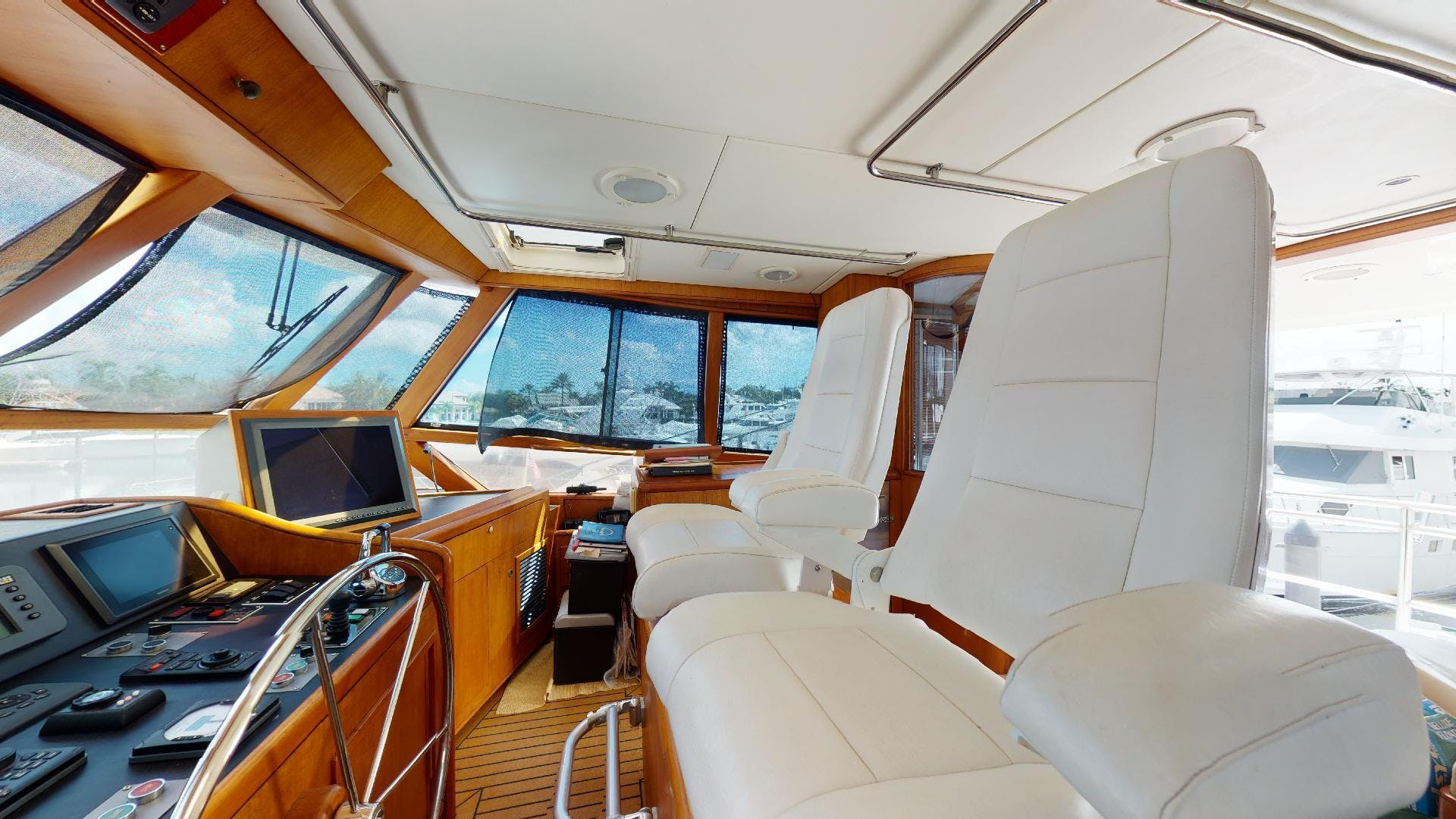 1993 Trinity Yachts 72' Sportfish CLEAN SWEEP | Picture 8 of 29