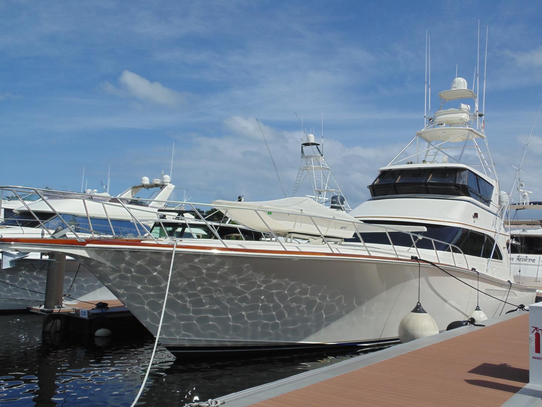 72' Trinity Yachts 1993 Sportfish CLEAN SWEEP