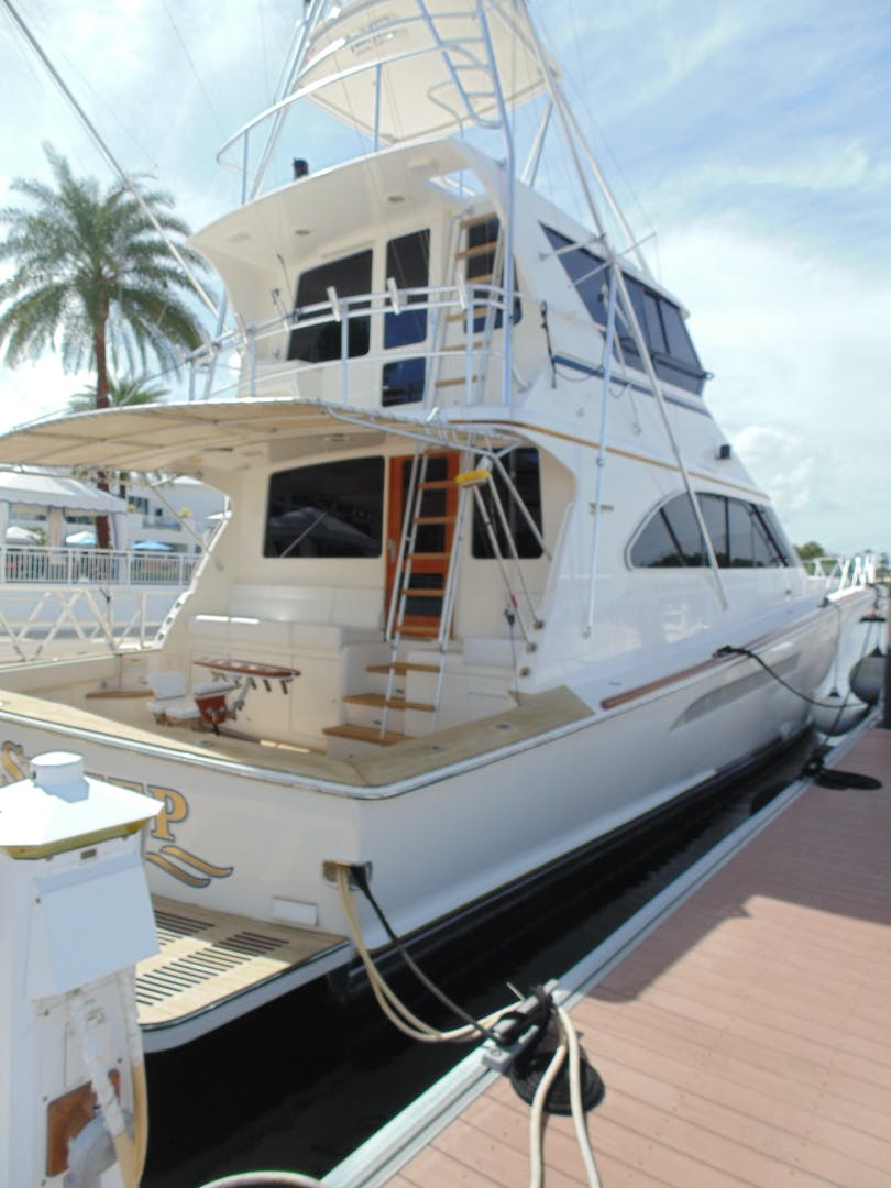 1993 Trinity Yachts 72' Sportfish CLEAN SWEEP | Picture 4 of 29