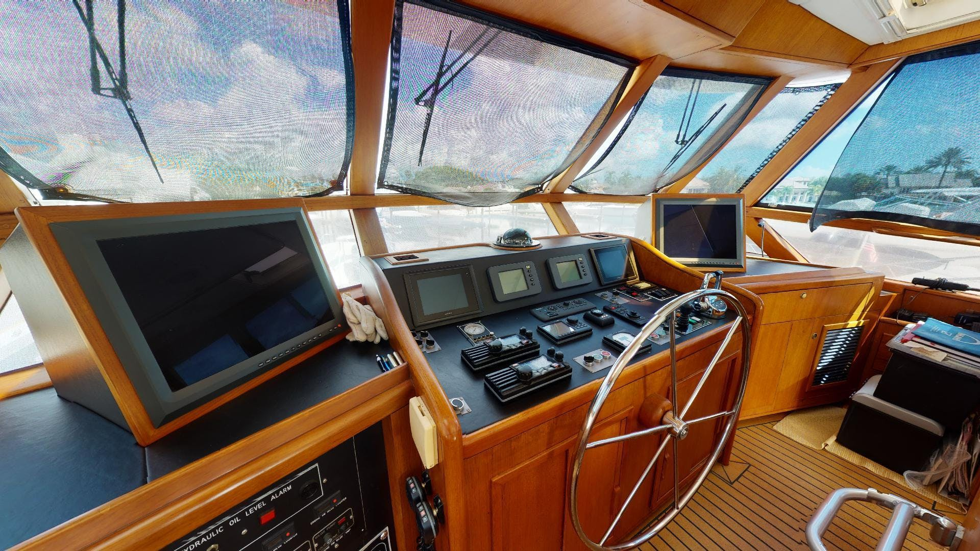 1993 Trinity Yachts 72' Sportfish CLEAN SWEEP | Picture 7 of 29