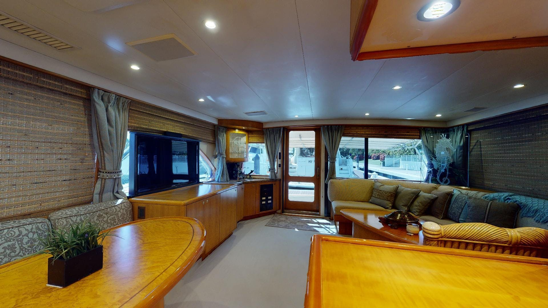 1993 Trinity Yachts 72' Sportfish CLEAN SWEEP | Picture 2 of 29
