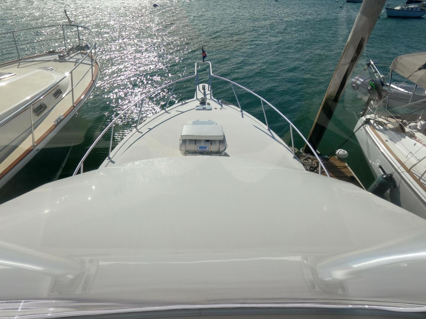 2001 Egg Harbor 37' 37 Sport Yacht  | Picture 8 of 59