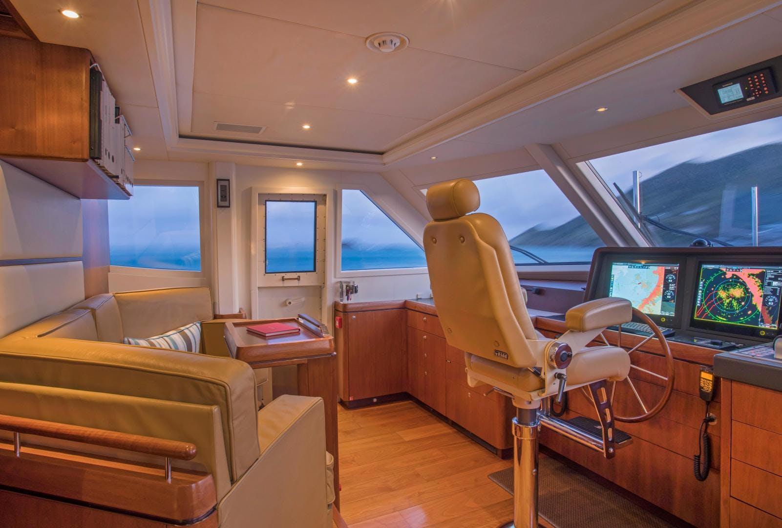 2009 Moonen 98' Flybridge Motor Yacht PURA VIDA | Picture 1 of 52
