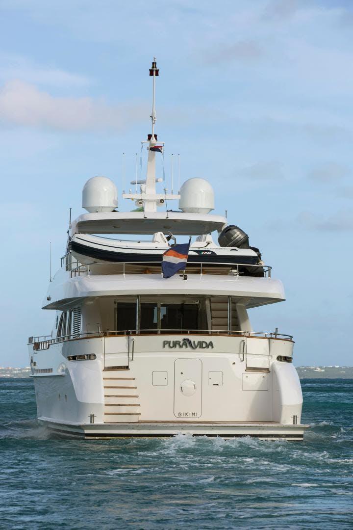 2009 Moonen 98' Flybridge Motor Yacht PURA VIDA | Picture 2 of 52