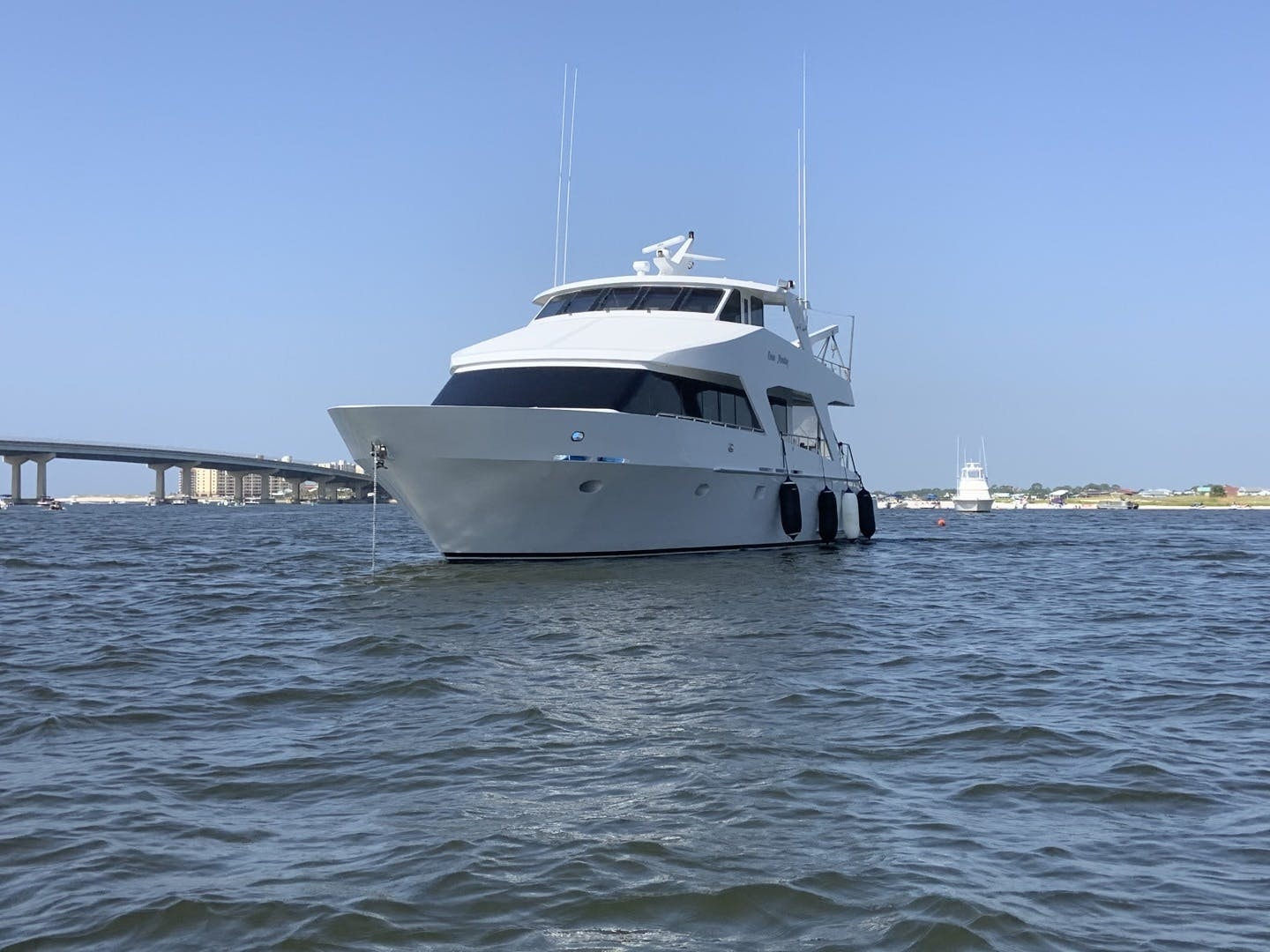 2003 Custom 82' 82 Motor Yacht Come Monday | Picture 7 of 23