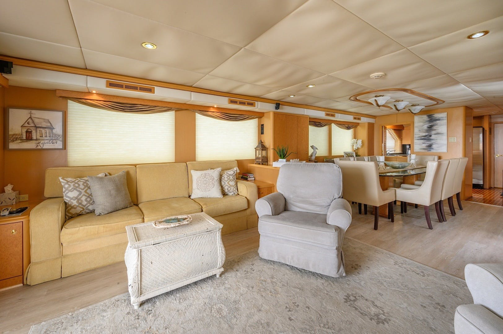 2003 Custom 82' 82 Motor Yacht Come Monday | Picture 4 of 23