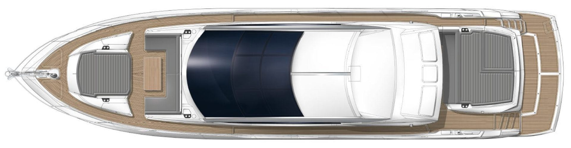 2019 Sunseeker 74'  H | Picture 5 of 31