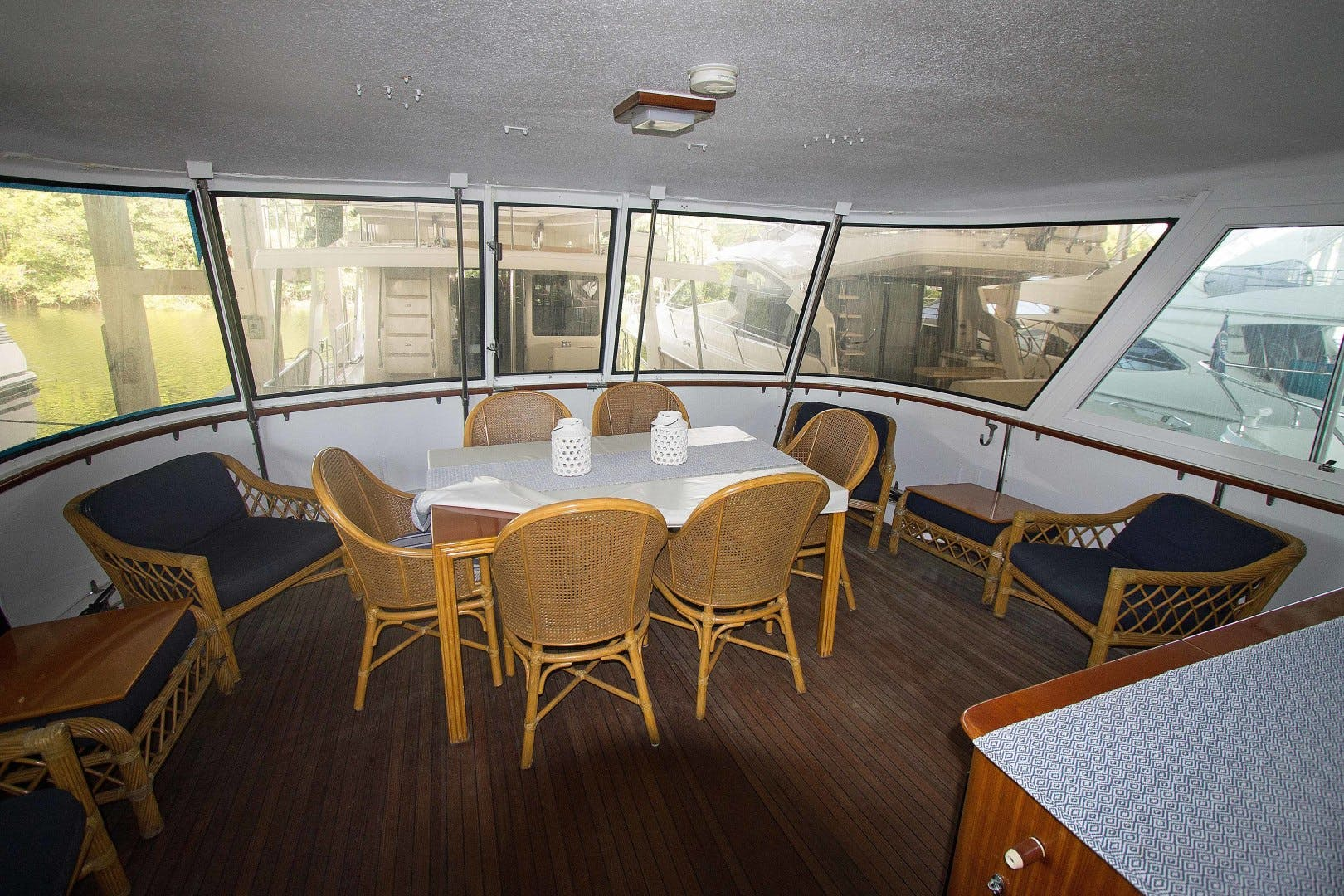 1981 Hatteras 70' Extended Deck Vision For Children | Picture 2 of 26