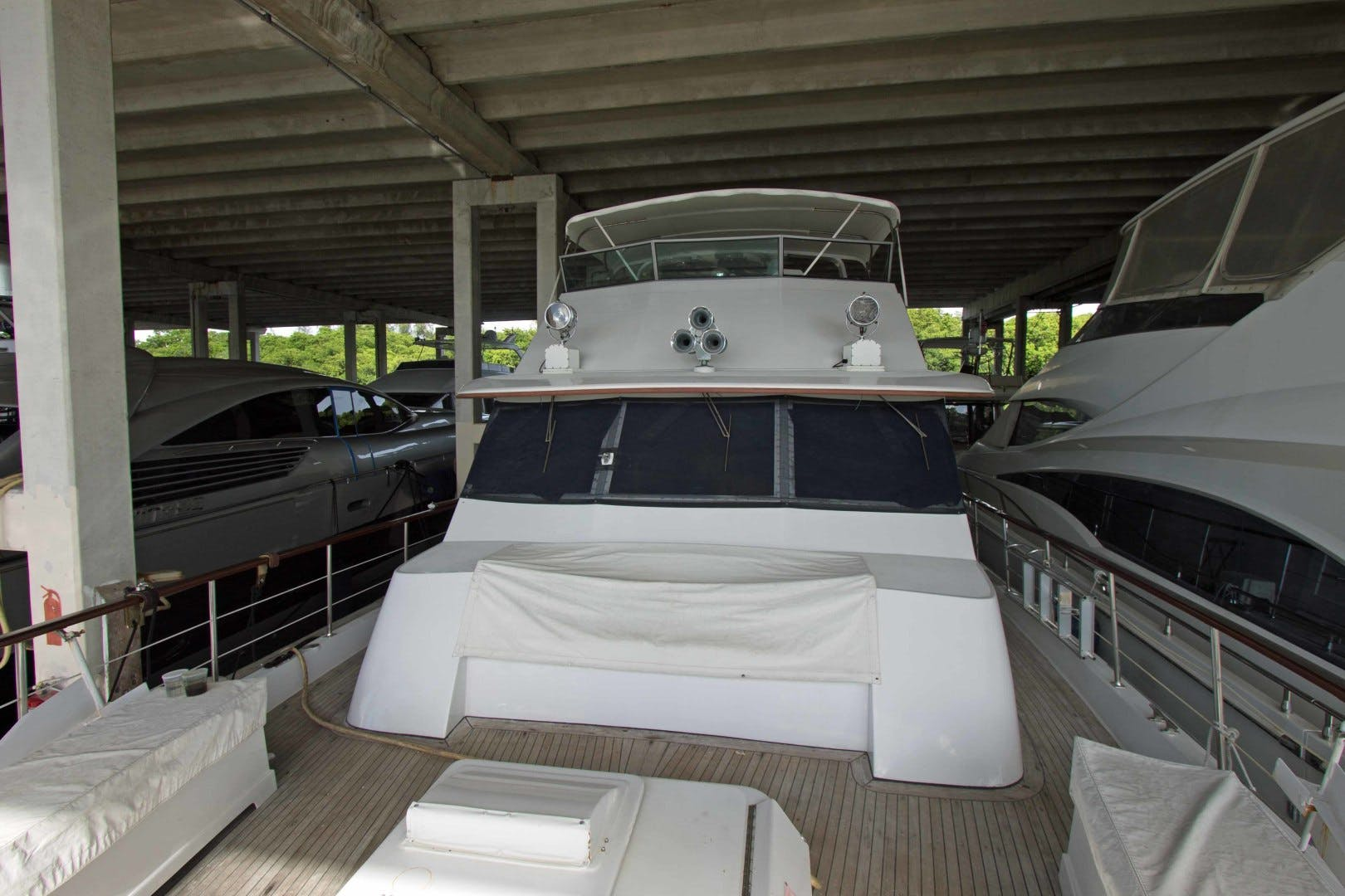1981 Hatteras 70' Extended Deck Vision For Children | Picture 8 of 26