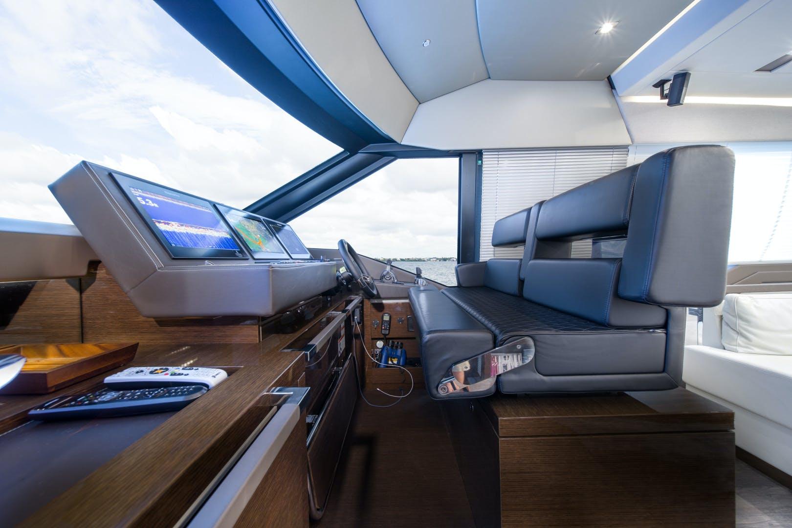 2018 Prestige 68' 680 Flybridge Seduction | Picture 3 of 82