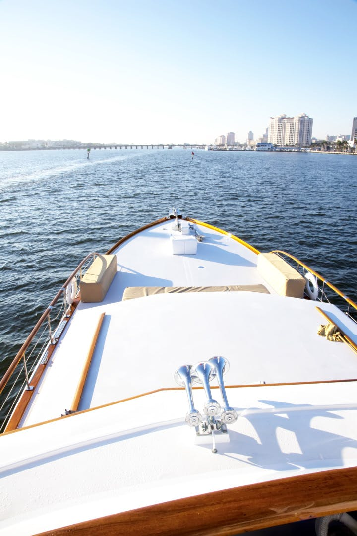 1963 Trumpy 84' Classic WISHING STAR | Picture 2 of 23