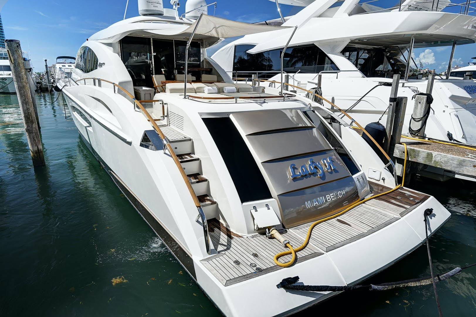 2007 Lazzara 75' LSX Lady H | Picture 2 of 37