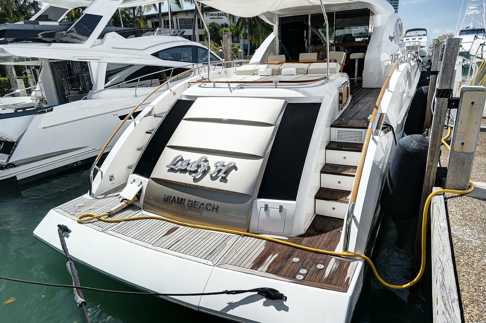 2007 Lazzara 75' LSX Lady H | Picture 5 of 37