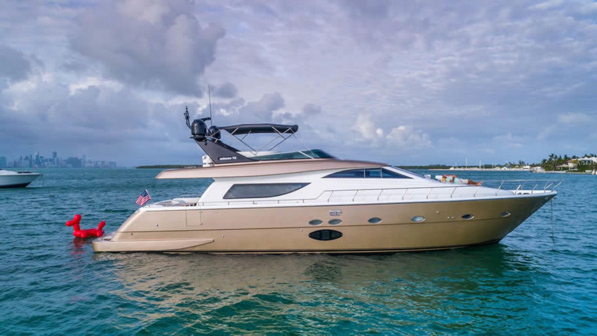 "2005 Uniesse 72' Motor Yacht  ""Next"""