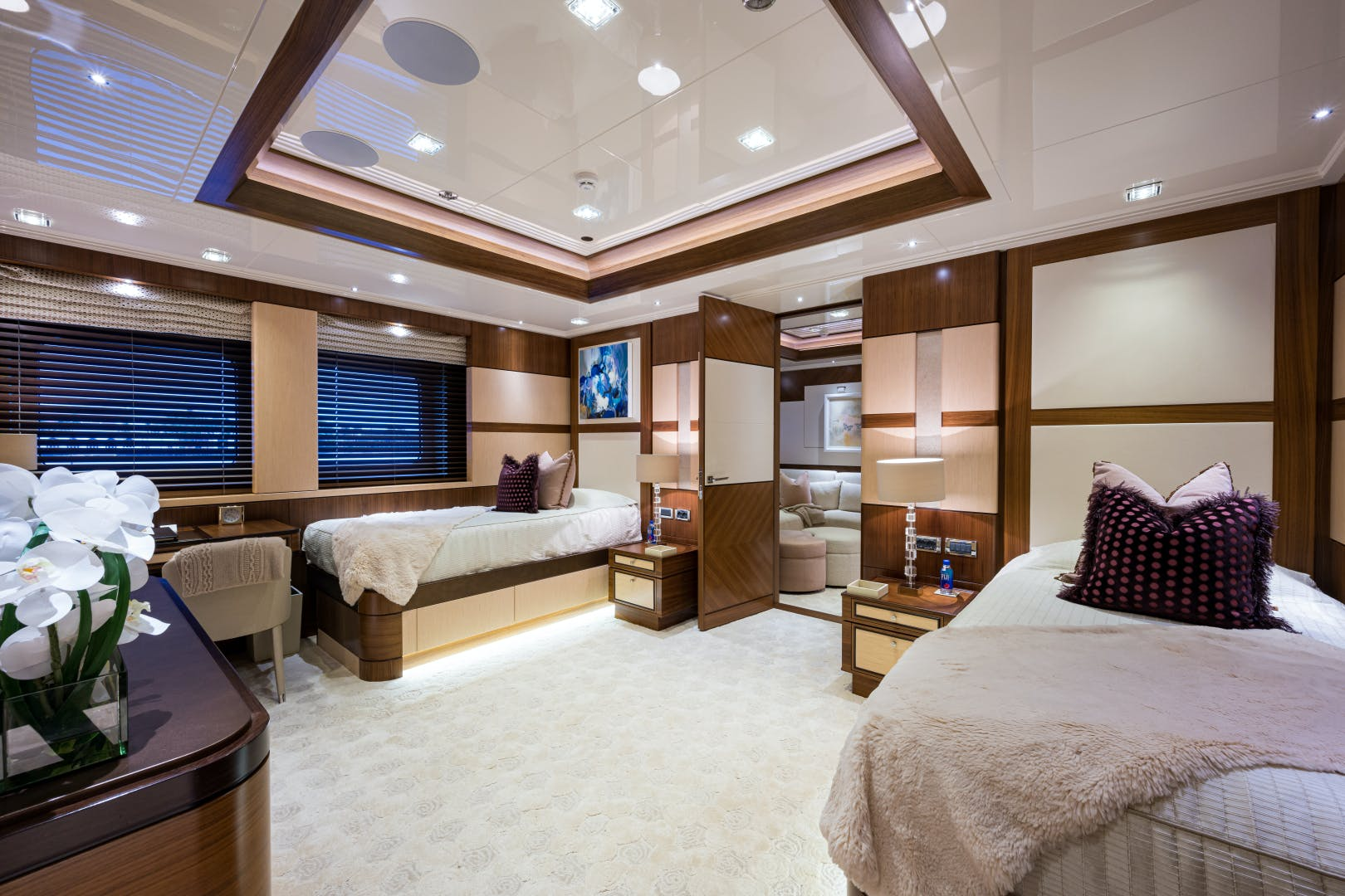 2012 Turquoise 238'  QUANTUM OF SOLACE | Picture 1 of 46