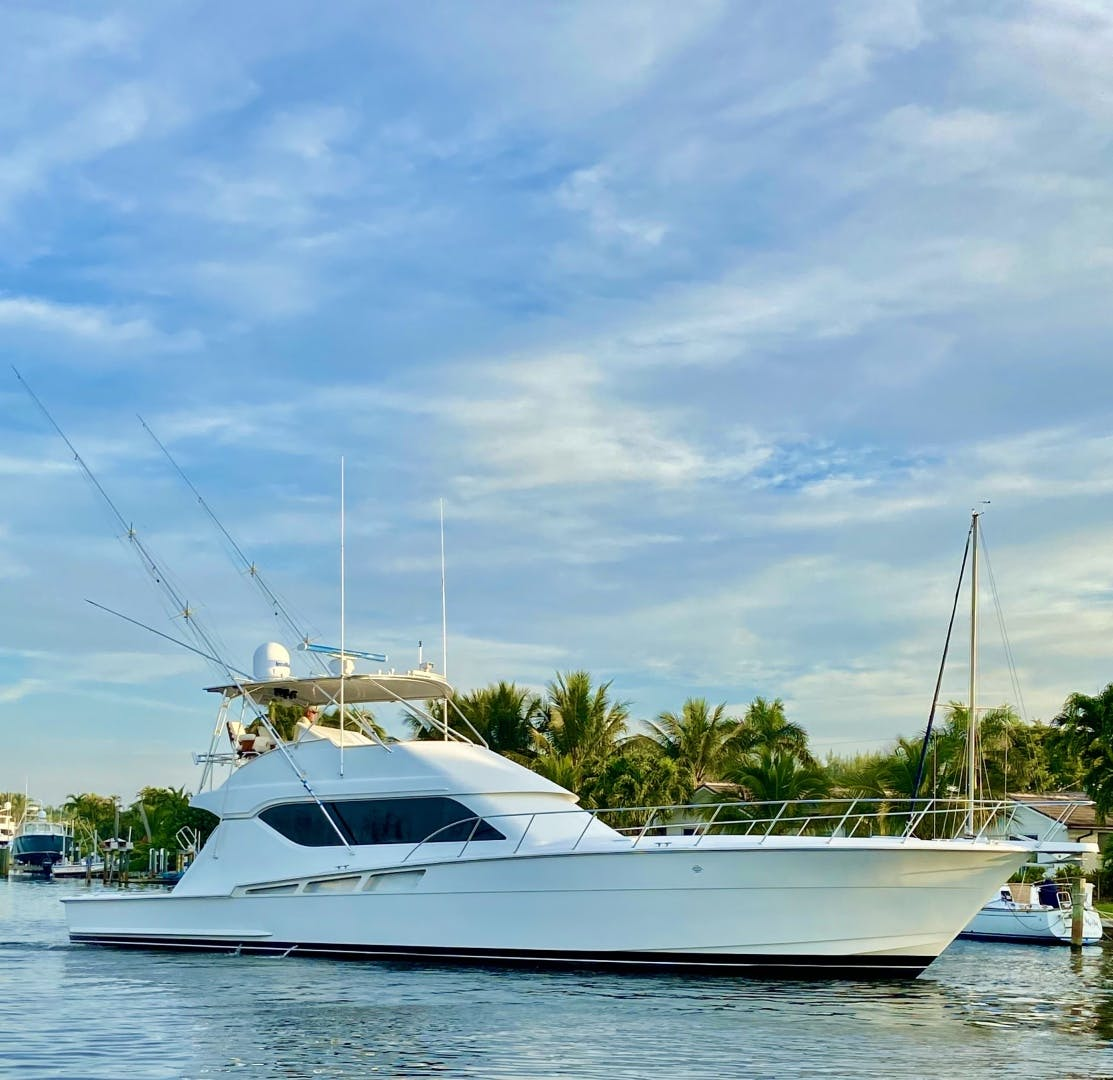 2002 Hatteras 60'   | Picture 1 of 36