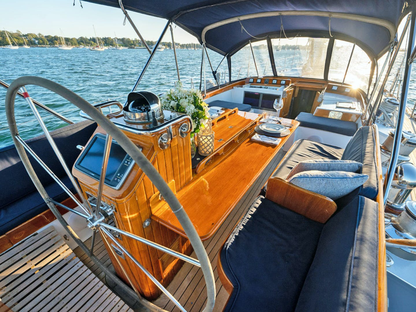 1984 Little Harbor 78' 78 HERMIE LOUISE | Picture 1 of 37