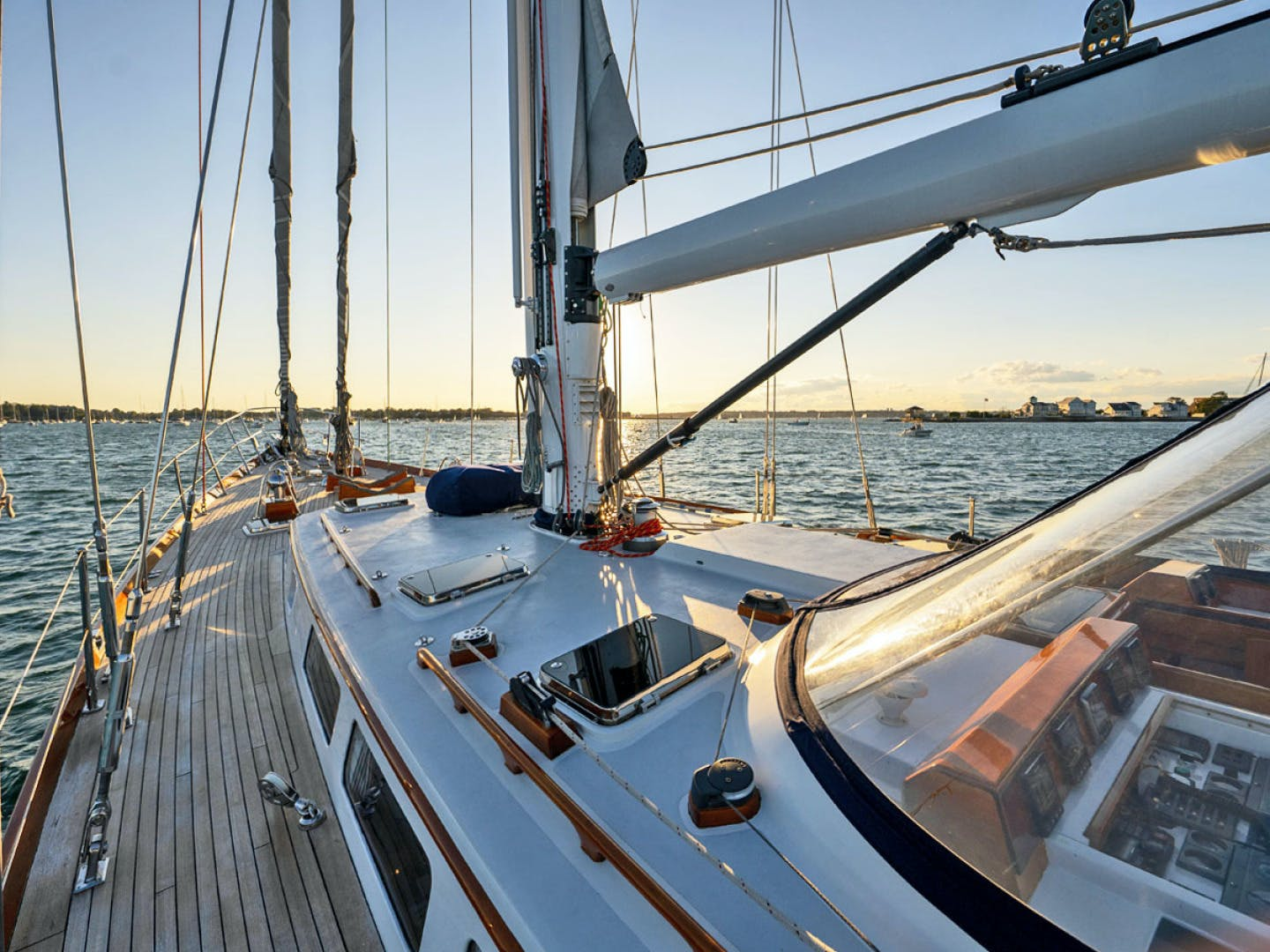 1984 Little Harbor 78' 78 HERMIE LOUISE | Picture 7 of 37