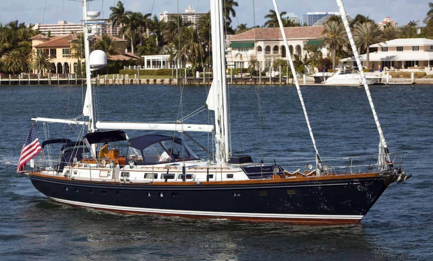 1984 Little Harbor 78' 78 HERMIE LOUISE | Picture 3 of 37