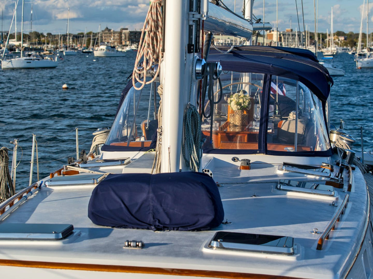 1984 Little Harbor 78' 78 HERMIE LOUISE | Picture 6 of 37