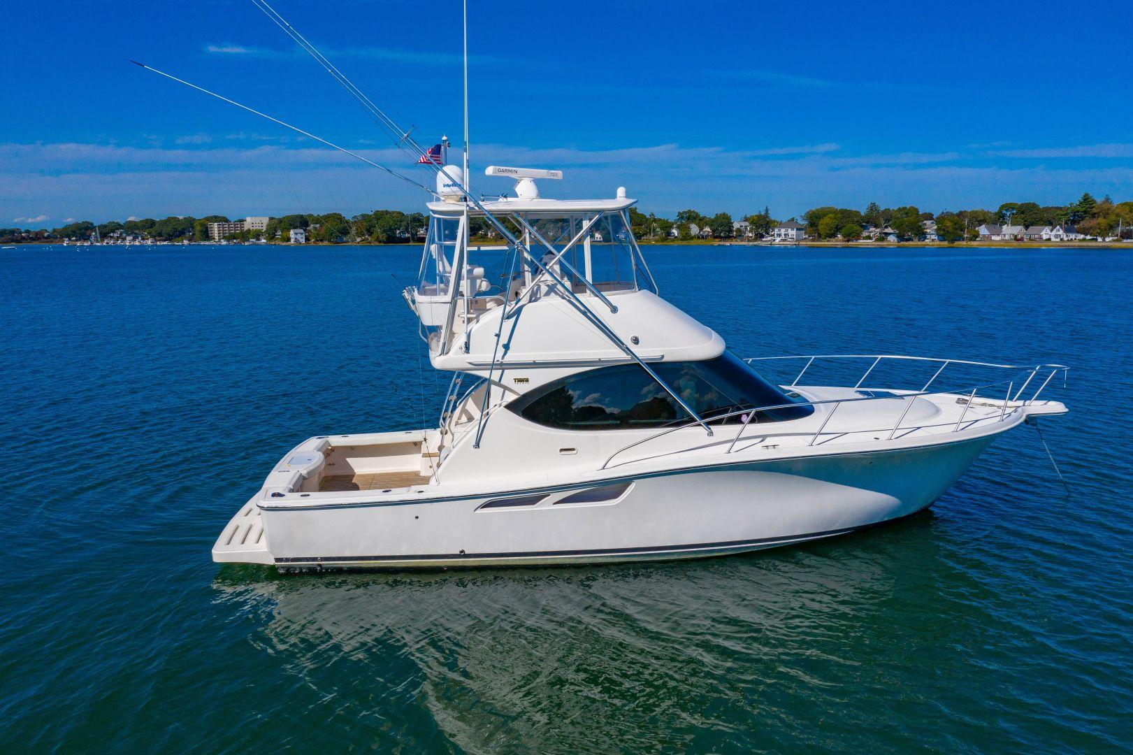 "2013 Tiara Yachts 39' Convertible ""ALLIE CAT"""