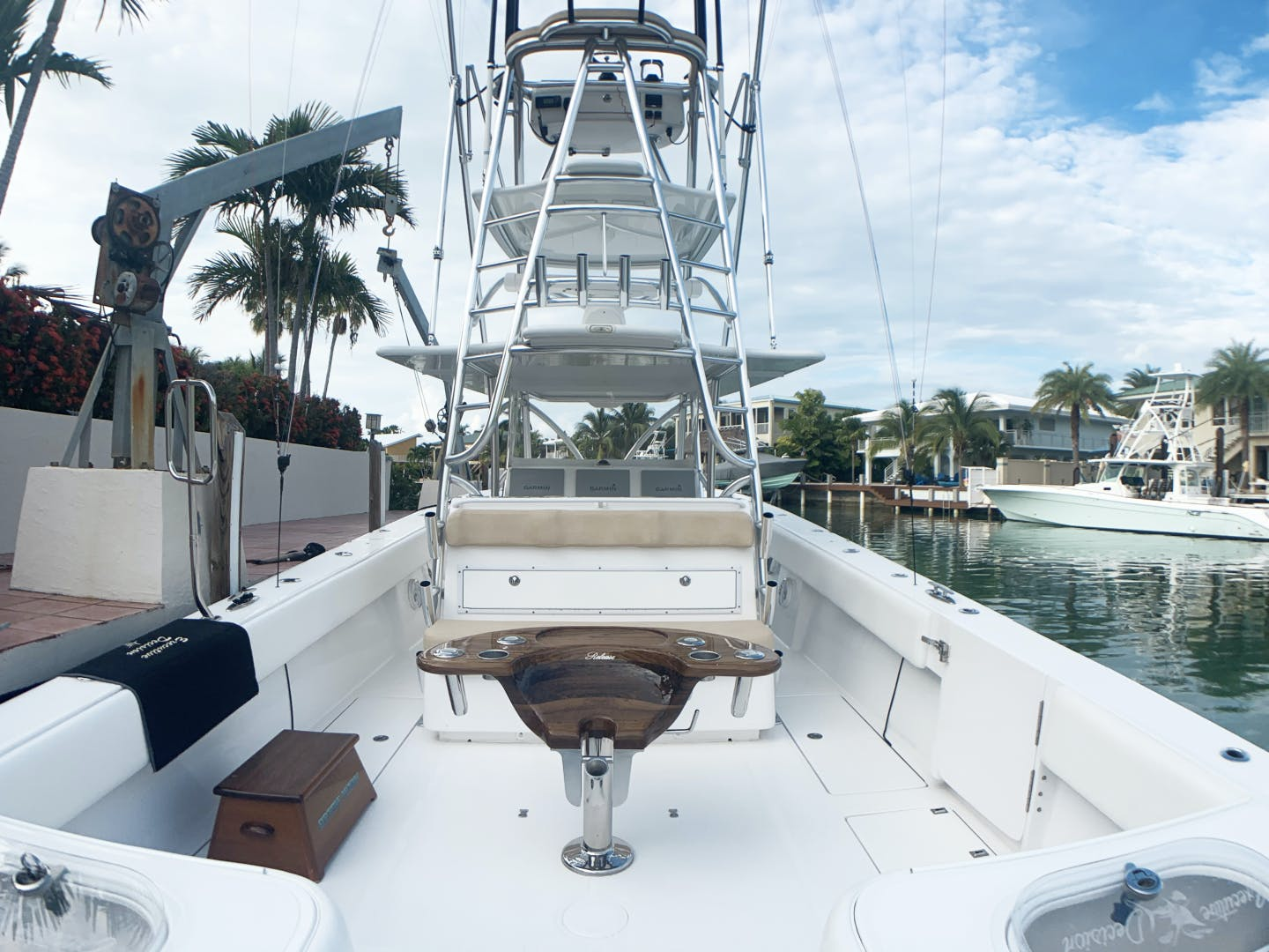 2015 SeaHunter 45' 45    Picture 4 of 21
