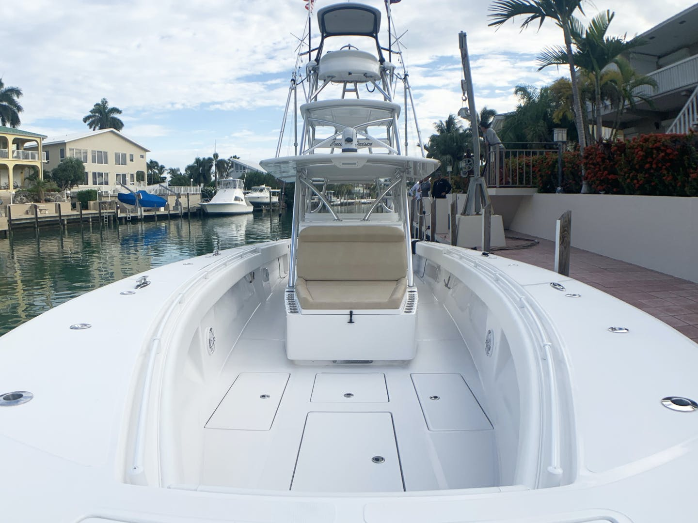 2015 SeaHunter 45' 45    Picture 2 of 21