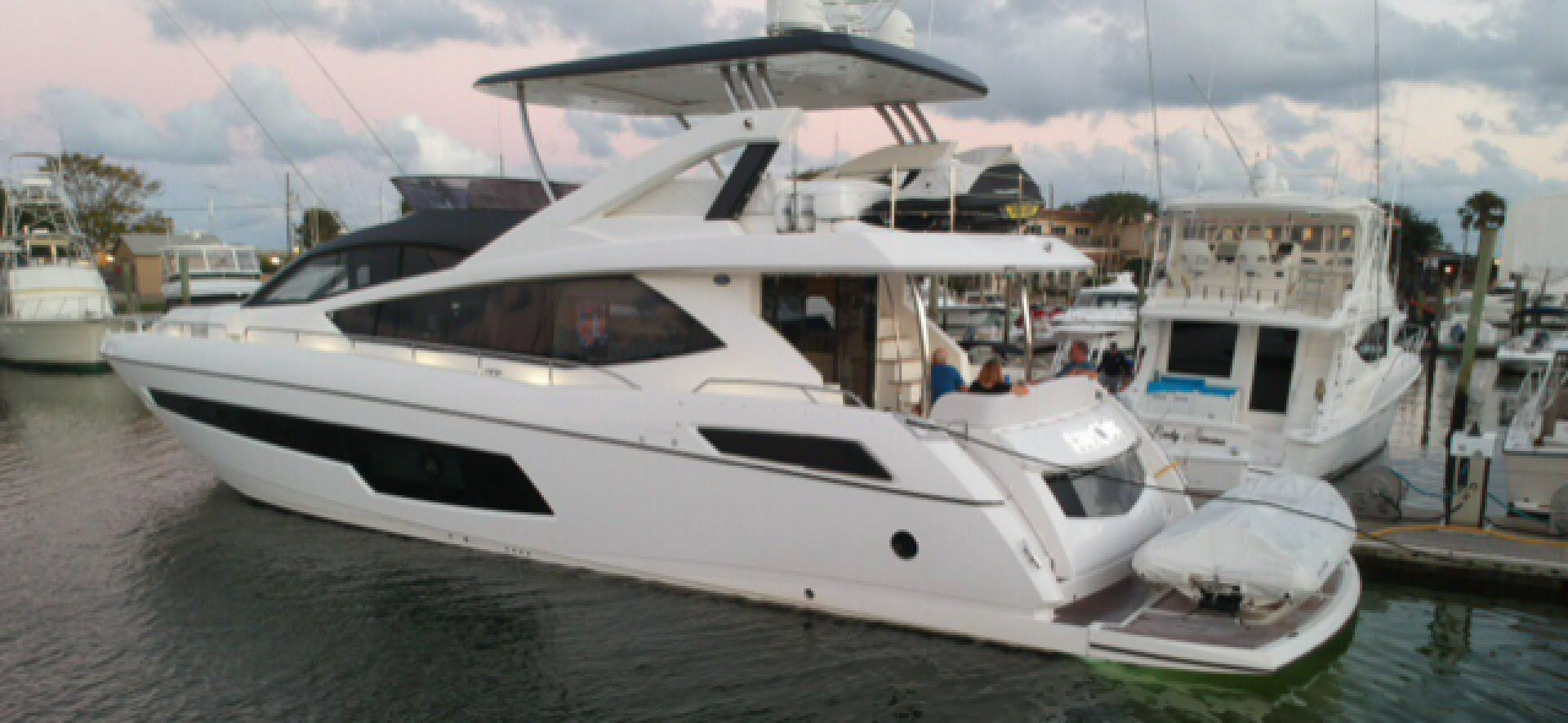 2016 Sunseeker 75'  Yachts Sun Toy  | Picture 1 of 12